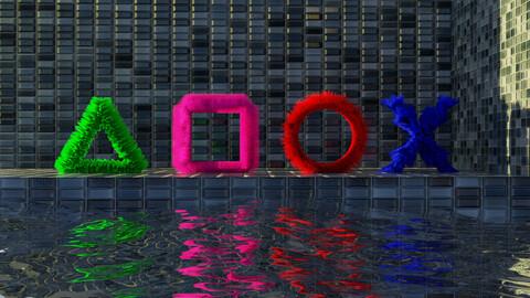 PlayStation wallpaper
