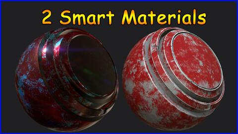 2 Smart Materials / Spsm