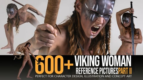600+ Viking Woman Reference Pictures PART II