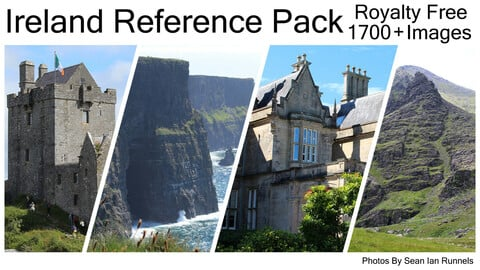 Ireland Reference Pack