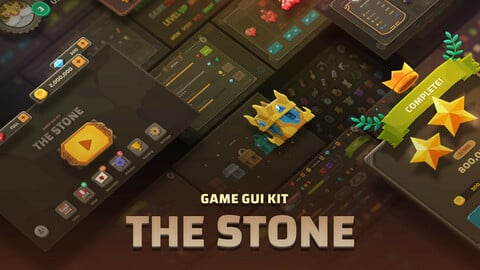 GUI Kit - The Stone