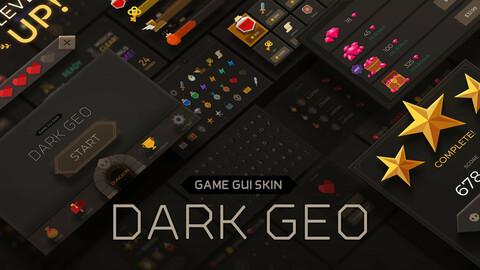 GUI Kit - Dark Geo