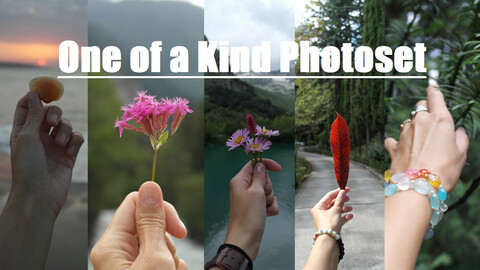 One of a Kind Photo Reference Pack | Free Photo Set