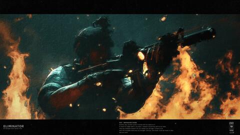 Eliminator - An Escape From Tarkov Film