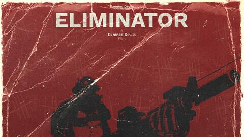 Eliminator - Retro Poster - An Escape From Tarkov Film