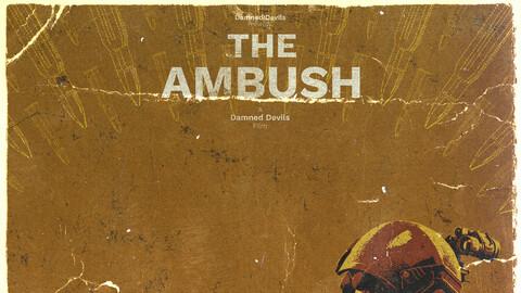 The Ambush - Retro Poster - An Escape From Tarkov Film
