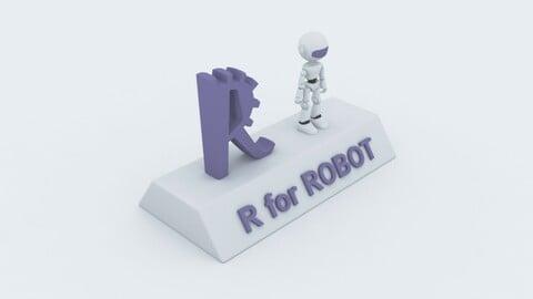 R for Robot Model