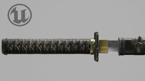 Ninjato short ninja sword