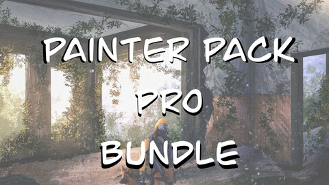 Procreate: Painter Pack Pro