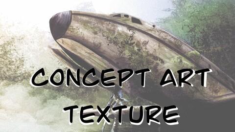 Procreate: Concept Texture Bundle