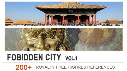 Fobidden City Architecture Vol. 1