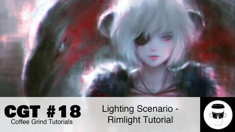CGT #18: Lighting Scenario - Rimlight Tutorial