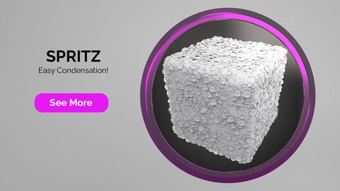 Spritz for Cinema 4D R23