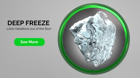 Deep Freeze for Cinema 4D R23