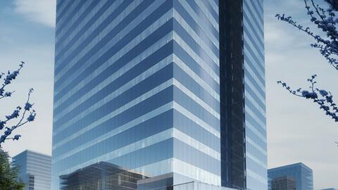Exterior combine visualization