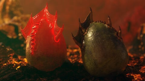 Dragon Egg - 20
