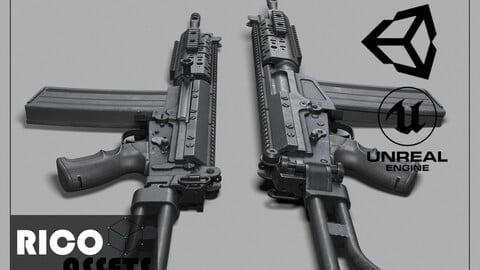 FN Fal - Fully Customizable