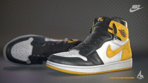 Jordan1_Retro_High_Yellow_Ochre