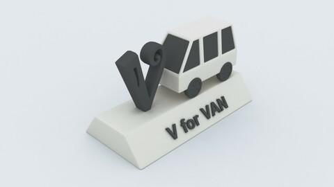 V for Van Model