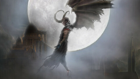 Demon diablo
