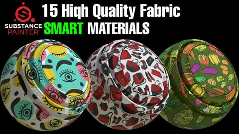 🌟15 High Quality Fabric Smart Materials 🌟