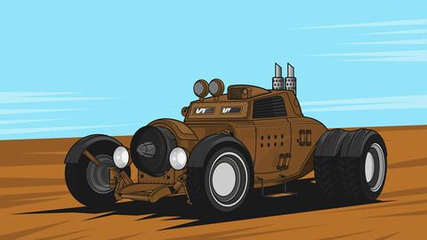 Apocalypse car