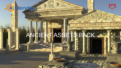 Ancient Assets Pack