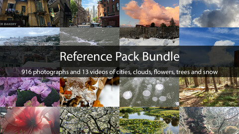 Reference Pack Bundle