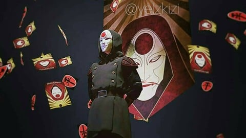 Amon (Avatar Legend of Korra)