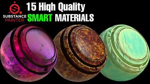 🌟10 High Quality Smart Materials 🌟