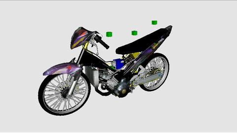 EX BEN RACING MOTOR
