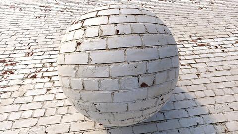 Brick Wall (249) - Photogrammetry based Environment Texture