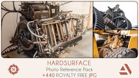 Photo Reference Pack: Hardsurface
