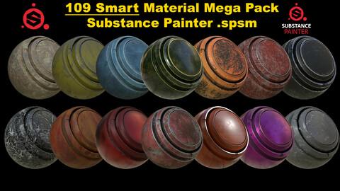109 Smart Material Mega Pack