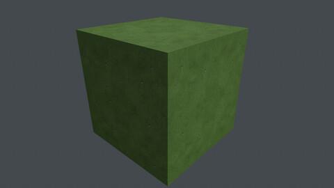 Stylized Grass PBR Texture