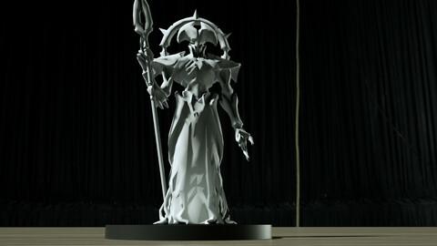 Maykr Statue