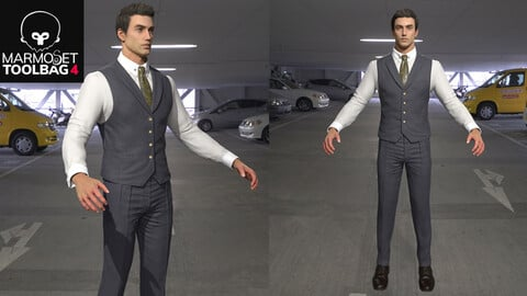 Man_s_working_Suit_Game_Assets