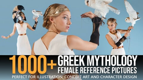 1000+ Greek Mythology Reference Pictures