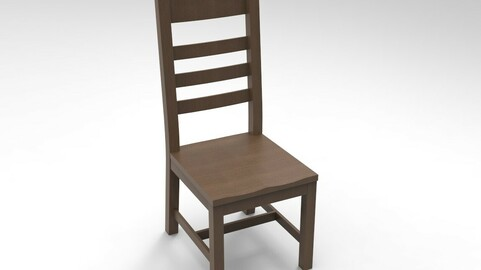 Darkwood Chair