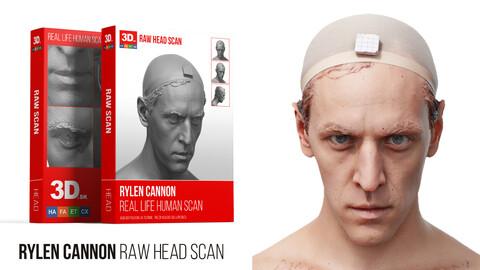 Rylen Cannon Raw 3D Head Scan