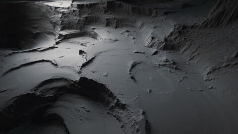 Terrains Cliffs VOL2
