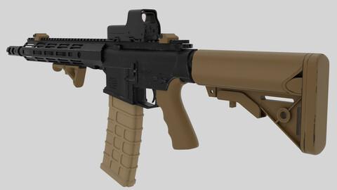 AR-15 Carbine Rifle