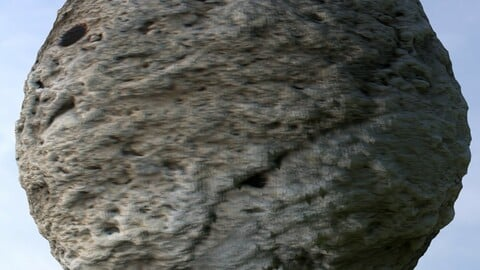 Stone Wall 2 PBR Material
