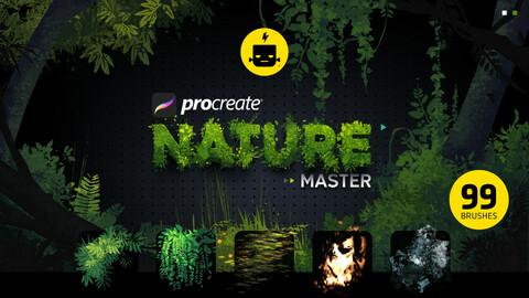 Nature Master for Procreate