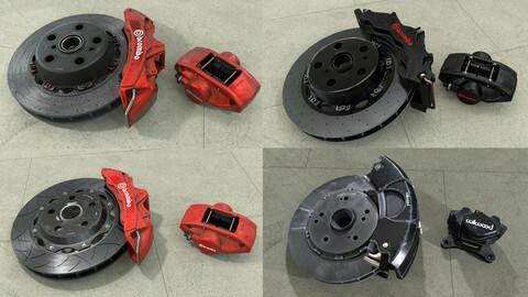 Brake system Pack