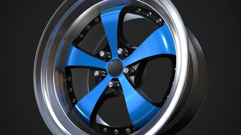 326 Power Yabaking KF Racing Spoke