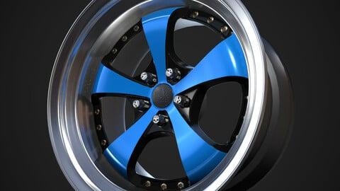 326 Power Yabaking KF Racing Spoke