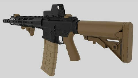 AR-15 Carbine Rifle