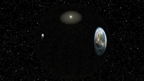 Earth 02. 16K HDRI