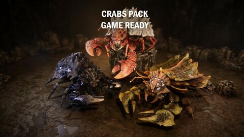 Crabs pack